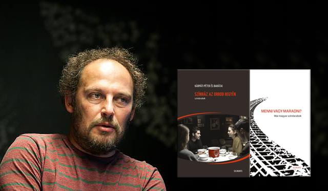 Könyvbemutató beszélgetés Kárpáti Péterrel és alkotótársaival